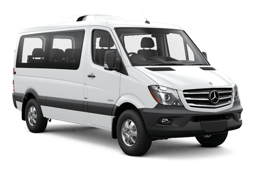 New Mercedes-Benz Sprinter Passenger Van near Morristown