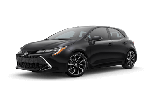 2019 Corolla Hatchback XSE 6-Speed iMT