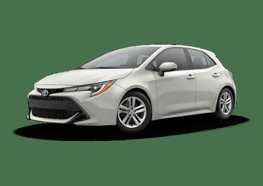 2019 Corolla Hatchback SE CVT