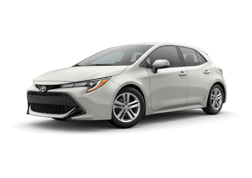 2019 Corolla Hatchback SE 6-Speed iMT