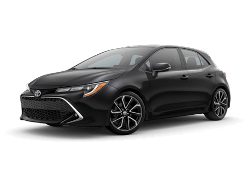 Corolla Hatchback XSE 6-Speed iMT