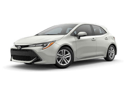 Corolla Hatchback SE 6-Speed iMT