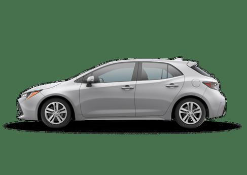 New Toyota Corolla Hatchback in St. Cloud