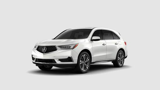 MDX FWD w/Technology/Entertainment Pkg