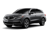 New Acura MDX in Bedford