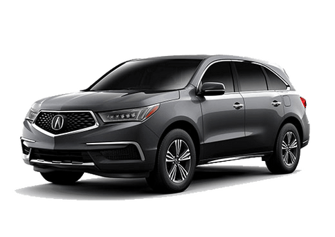 New Acura MDX in Seattle