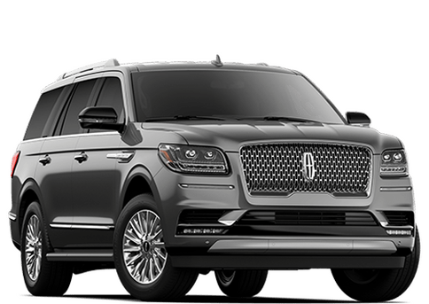 New Lincoln Navigator in Paris