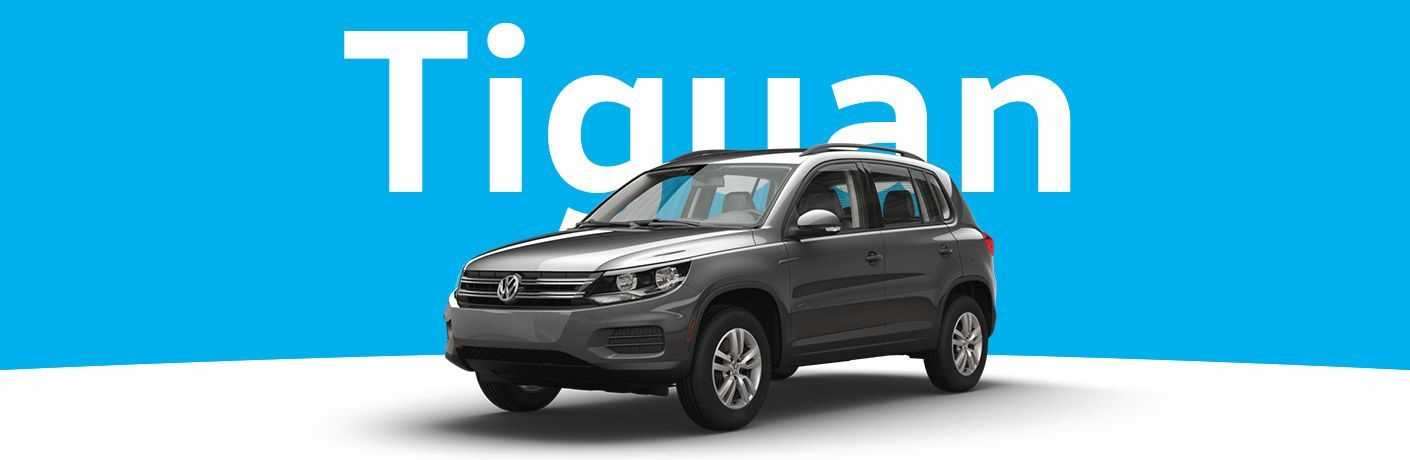 The New Vw Tiguan Limited In Ontario Ca