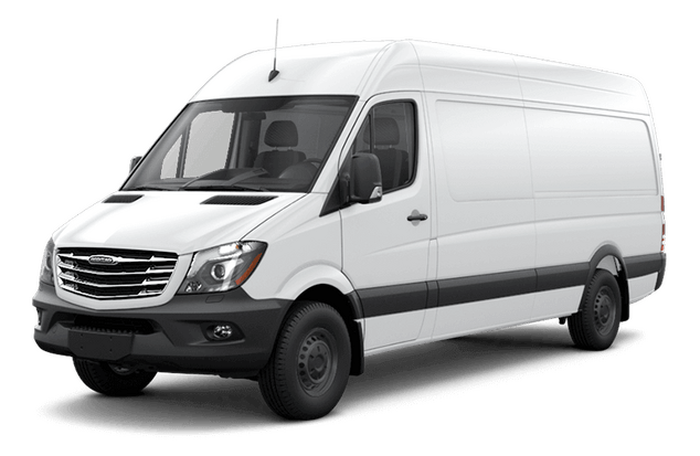 2018 Sprinter Worker Cargo Van High-Roof Worker w/ 170