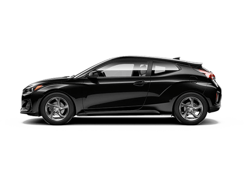 New Hyundai Veloster Turbo in Cocoa