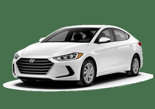 New Hyundai Elantra near High Point