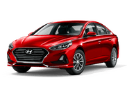 New Hyundai Sonata at High Point