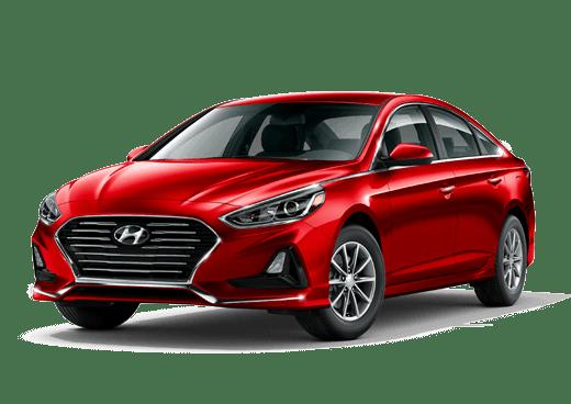 New Hyundai Sonata near High Point