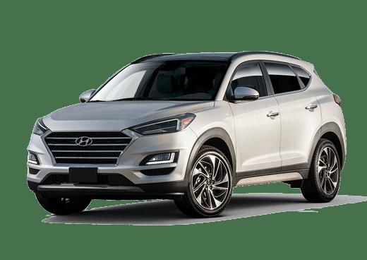 New Hyundai Tucson near High Point
