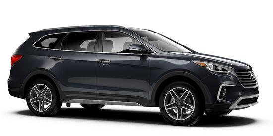 Santa Fe Limited Ultimate AWD
