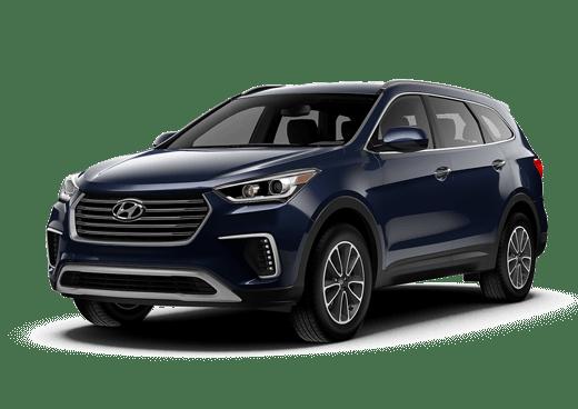 New Hyundai Santa Fe near High Point