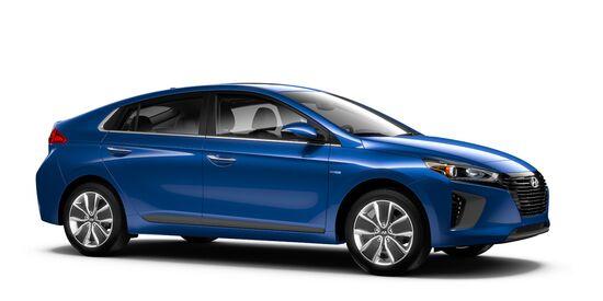 Ioniq Hybrid Limited