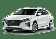 New Hyundai Ioniq Hybrid at High Point