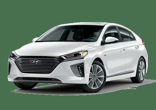 New Hyundai Ioniq Hybrid near High Point