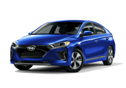 New Hyundai Ioniq Electric at High Point