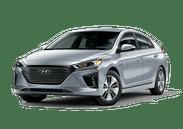 New Hyundai Ioniq Plug-In Hybrid at High Point