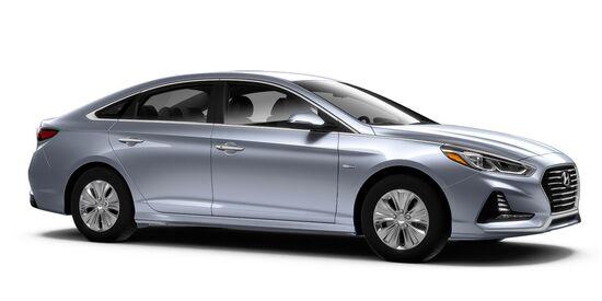 Sonata Hybrid SE