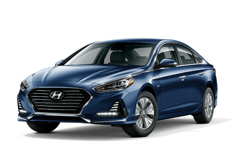 New Hyundai Sonata Hybrid in Melbourne
