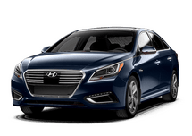 New Hyundai Sonata Plug-In Hybrid at Green Bay