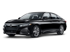 New Honda Accord Sedan at Timmins