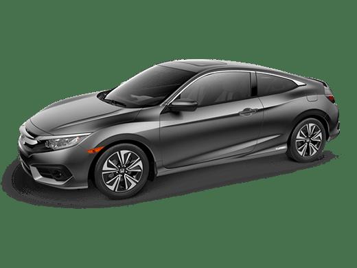 Civic Coupe EX-T Honda Sensing CVT