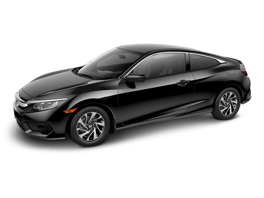 Civic Coupe LX- Honda Sensing CVT