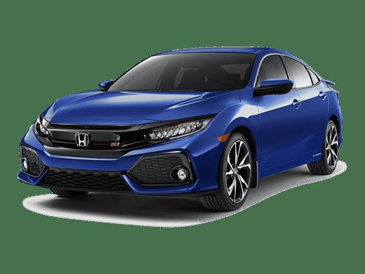 Civic Sedan Si Manual