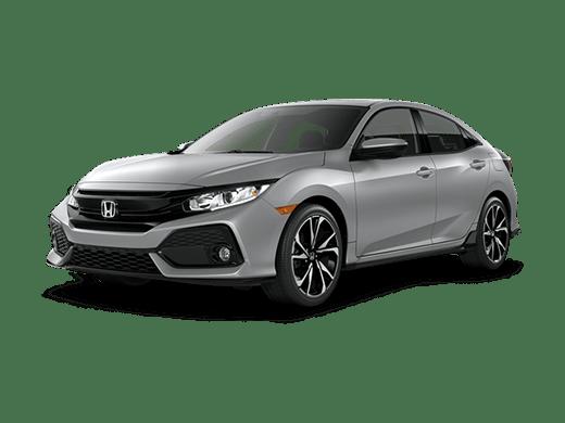 Civic Hatchback Sport - Honda Sensing CVT