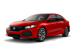 New Honda Civic Hatchback at Timmins