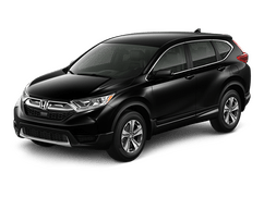 New Honda CR-V at Timmins