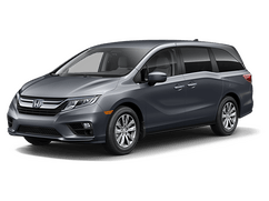 New Honda Odyssey at Timmins