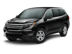 New Honda Pilot at Timmins