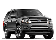New Ford Expedition at Green Bay