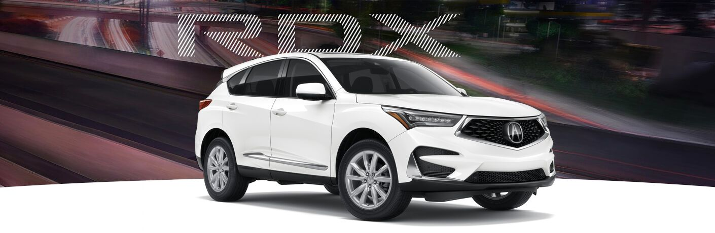 New Acura Rdx Salt Lake City Ut