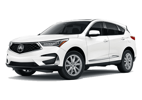 New Acura RDX in Salt Lake City