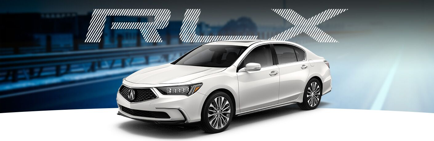 New Acura RLX Falls Church, VA