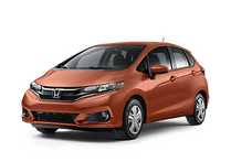 New Honda Fit at Miami