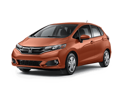 New Honda Fit at Dayton