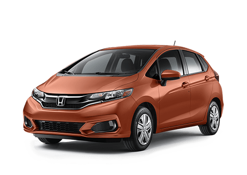 New Honda Fit in
