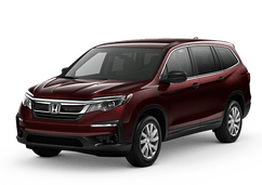New Honda Pilot at Dayton