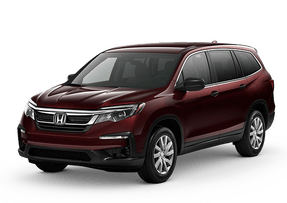 New Honda Pilot at Chattanooga
