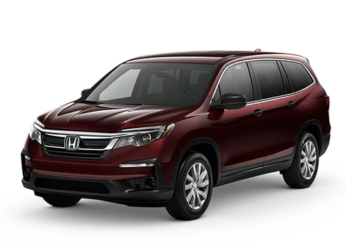 New Honda Pilot in