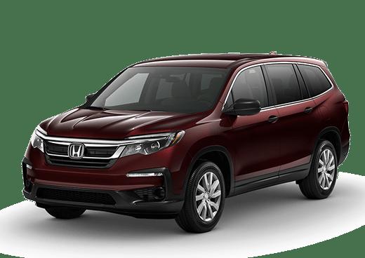 New Honda Pilot near Chattanooga