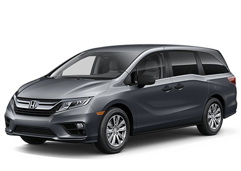 New Honda Odyssey in Ponca City