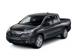 New Honda Ridgeline at Tuscaloosa